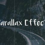 Effetto Parallax: tutto quello che c'è da sapere