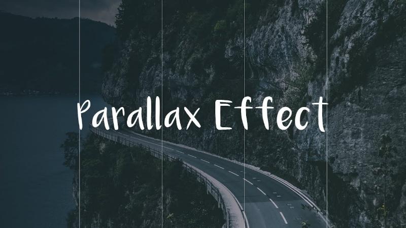 effetto-parallax