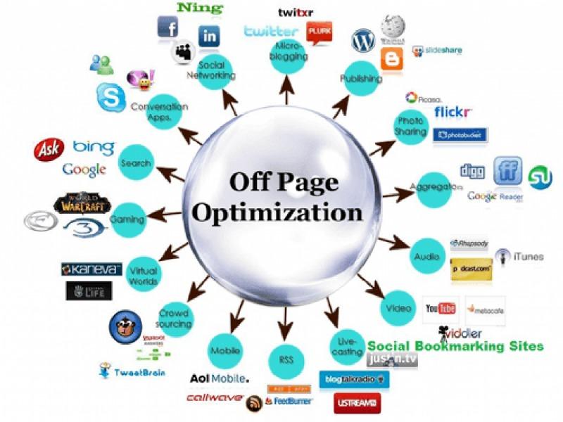 ottimizzazione off page link building